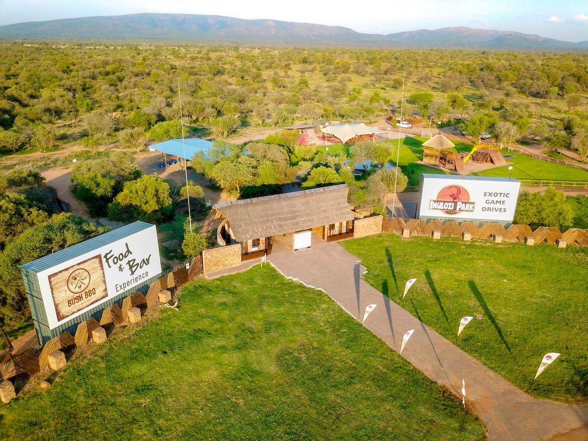 Experience Bela Bela's top new tourist attraction. Enjoy a unique wildlife safari. Then enjoy a world-class smoked Barbecue with exclusive BUSH BBQ lager.